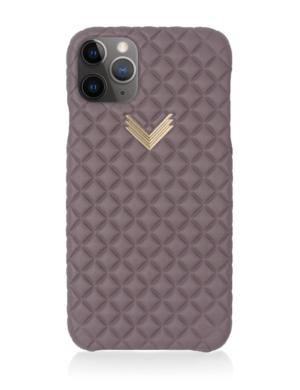Husa iPhone 11 Pro Max PIELE KANDA Lilac