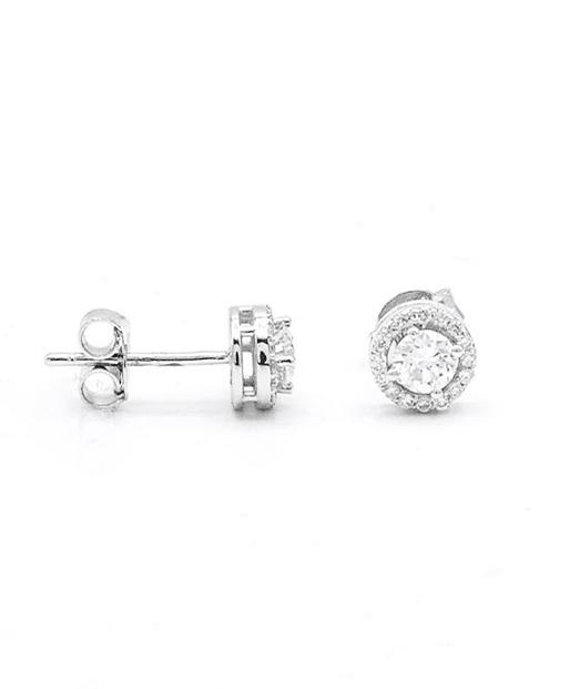 AR3395 cercei aur cu diamant ARJewels
